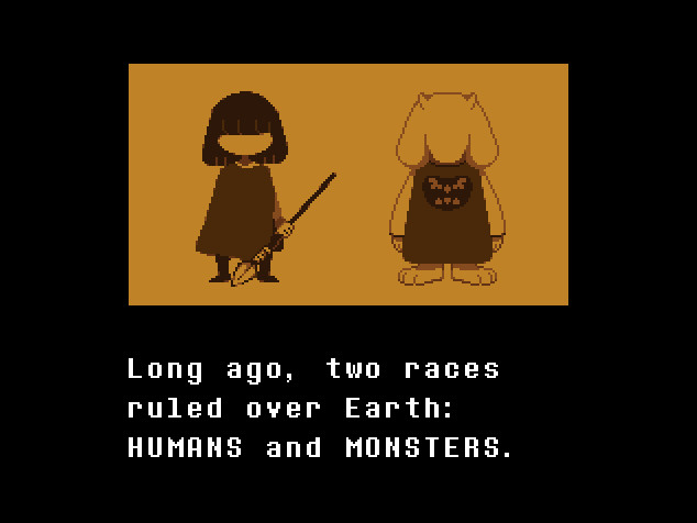 Screenshot 1: Undertale
