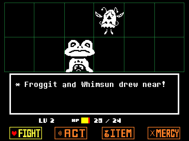 Screenshot 3: Undertale