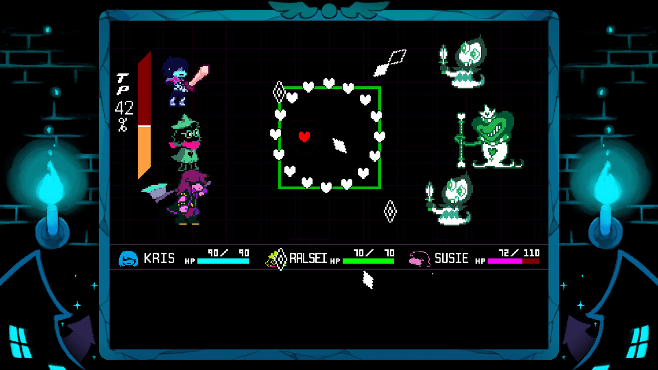 Screenshot 3: DELTARUNE