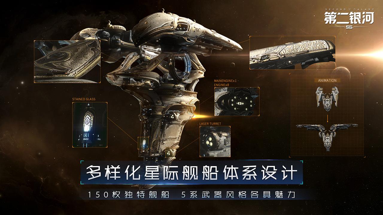 Screenshot 3: 第二銀河 | 簡中版