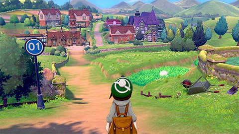 Screenshot 3: 포켓몬 소드&실드