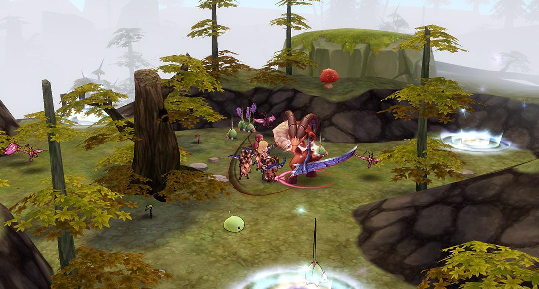 Screenshot 3: RO仙境傳說:Origin