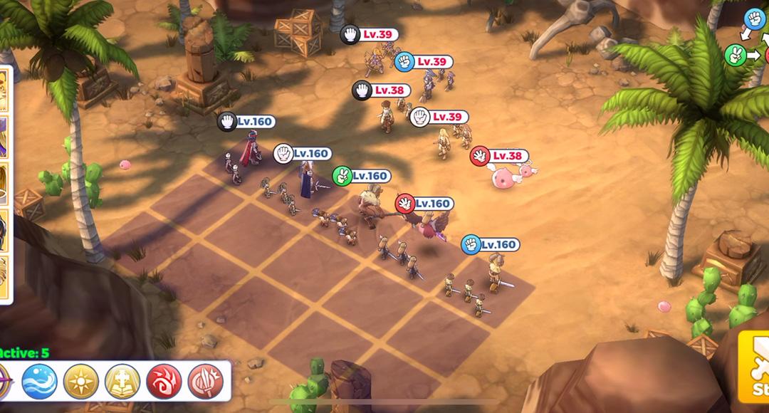 Screenshot 1: RO仙境傳說 戰略