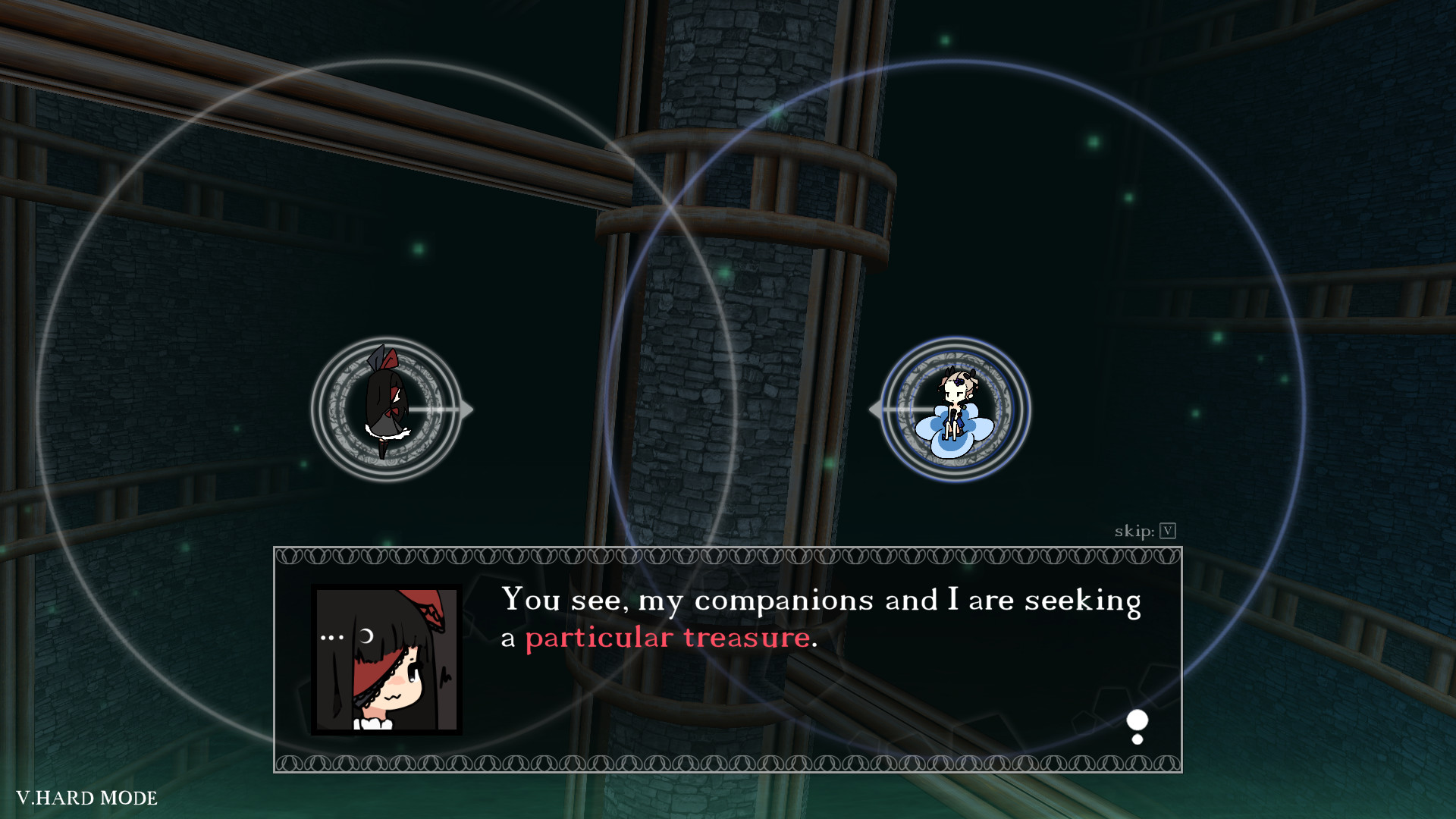 Screenshot 4: Maiden & Spell