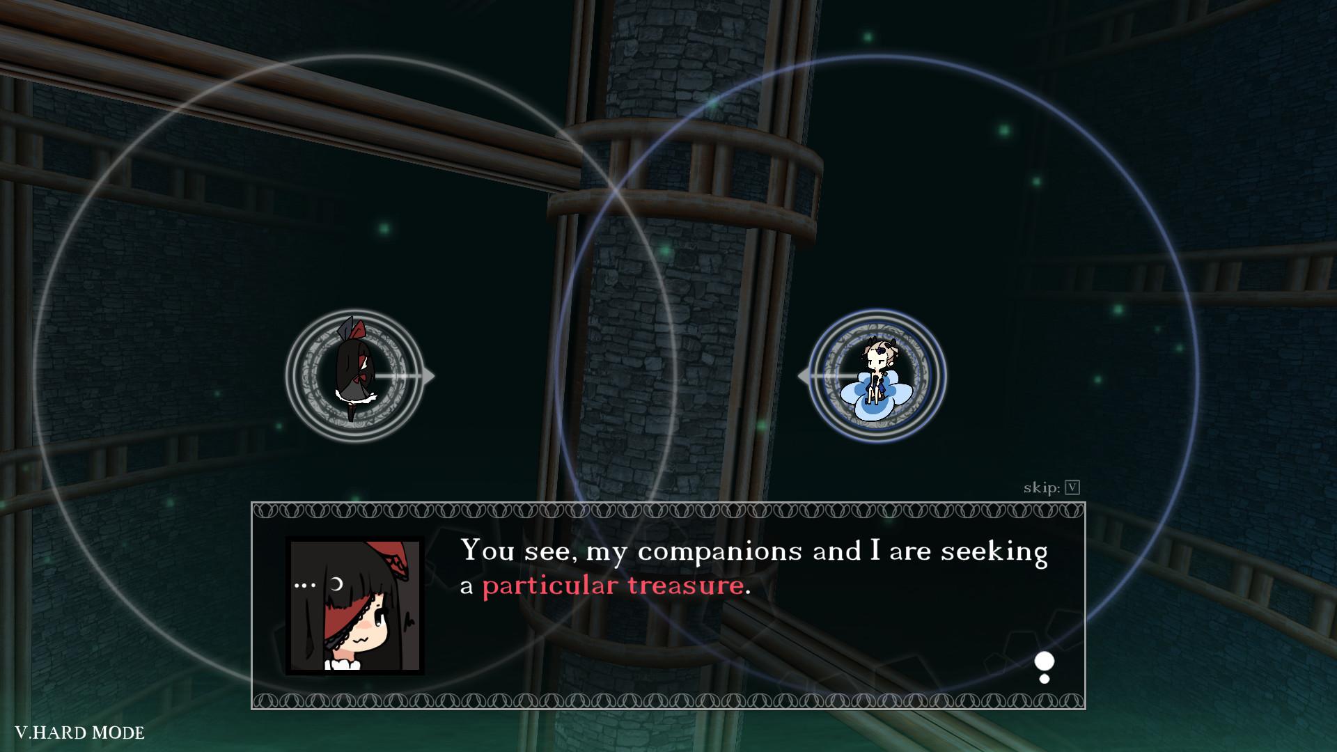 Screenshot 4: Maiden & Spell (メイデン・アンド・スペル)