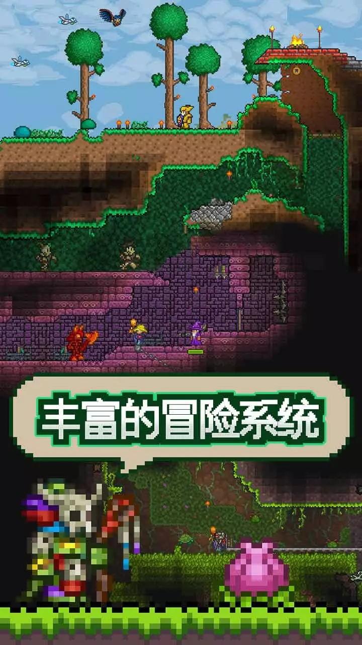 Screenshot 4: 테라리아 | 중문간체버전