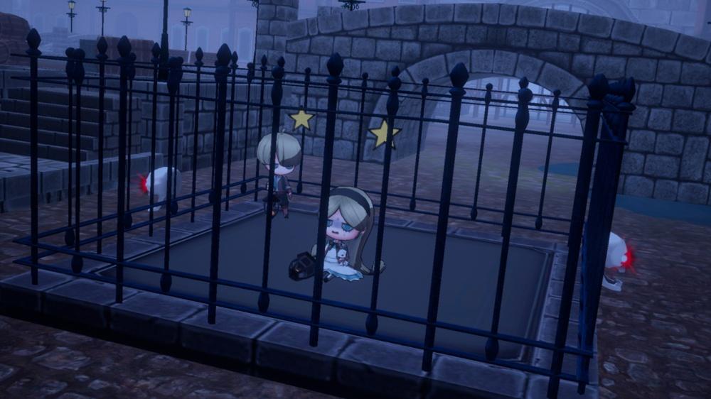 Screenshot 4: オバケイドロ!