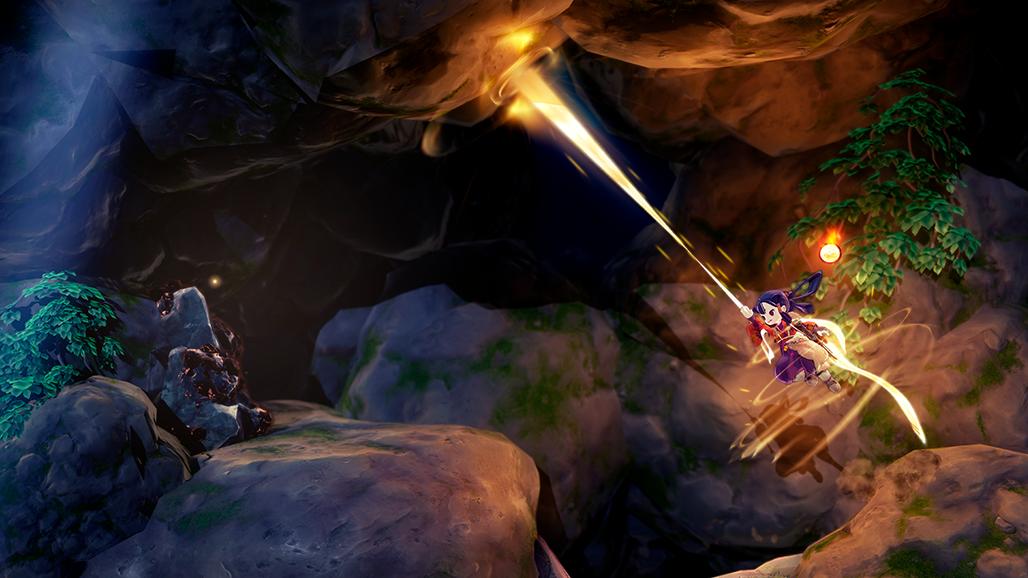 Screenshot 4: 天穂のサクナヒメ