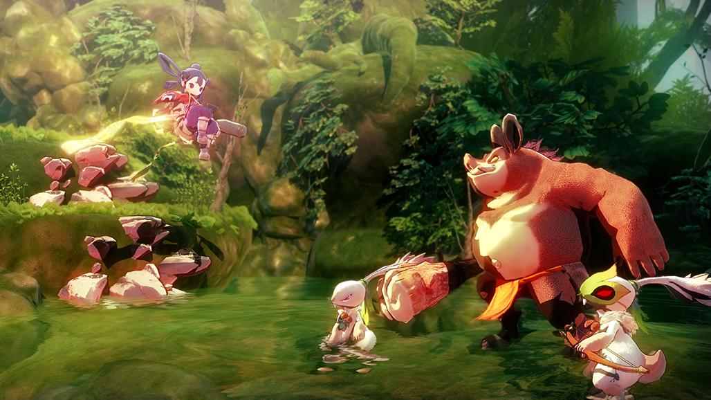 Screenshot 1: 天穂のサクナヒメ