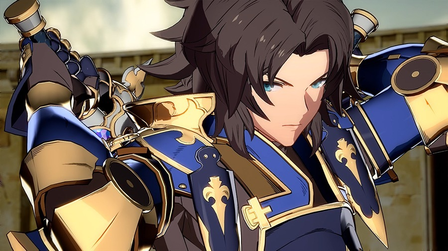 Screenshot 3: Granblue Fantasy Versus