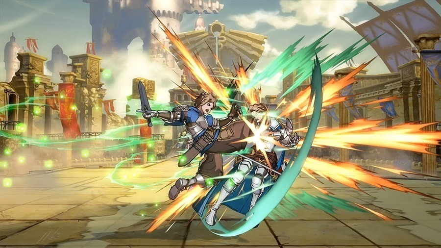 Screenshot 4: Granblue Fantasy Versus