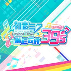 Icon: 初音未來 Project DIVA MEGA39's