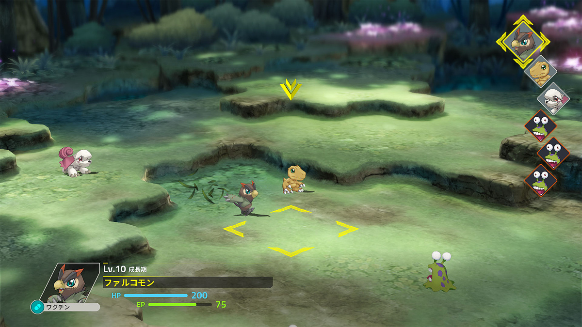 Screenshot 4: Digimon Survive