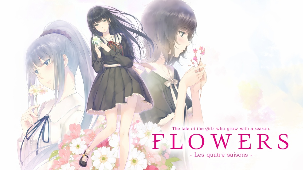Screenshot 1: FLOWERS 四季