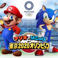 Icon: 瑪利歐&索尼克 AT 2020東京奧運™