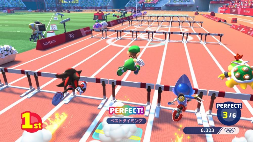 Screenshot 4: 瑪利歐&索尼克 AT 2020東京奧運™
