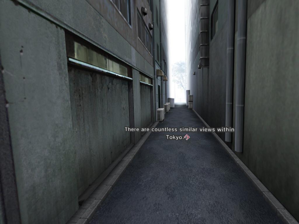 Screenshot 1: 東京CHRONOS