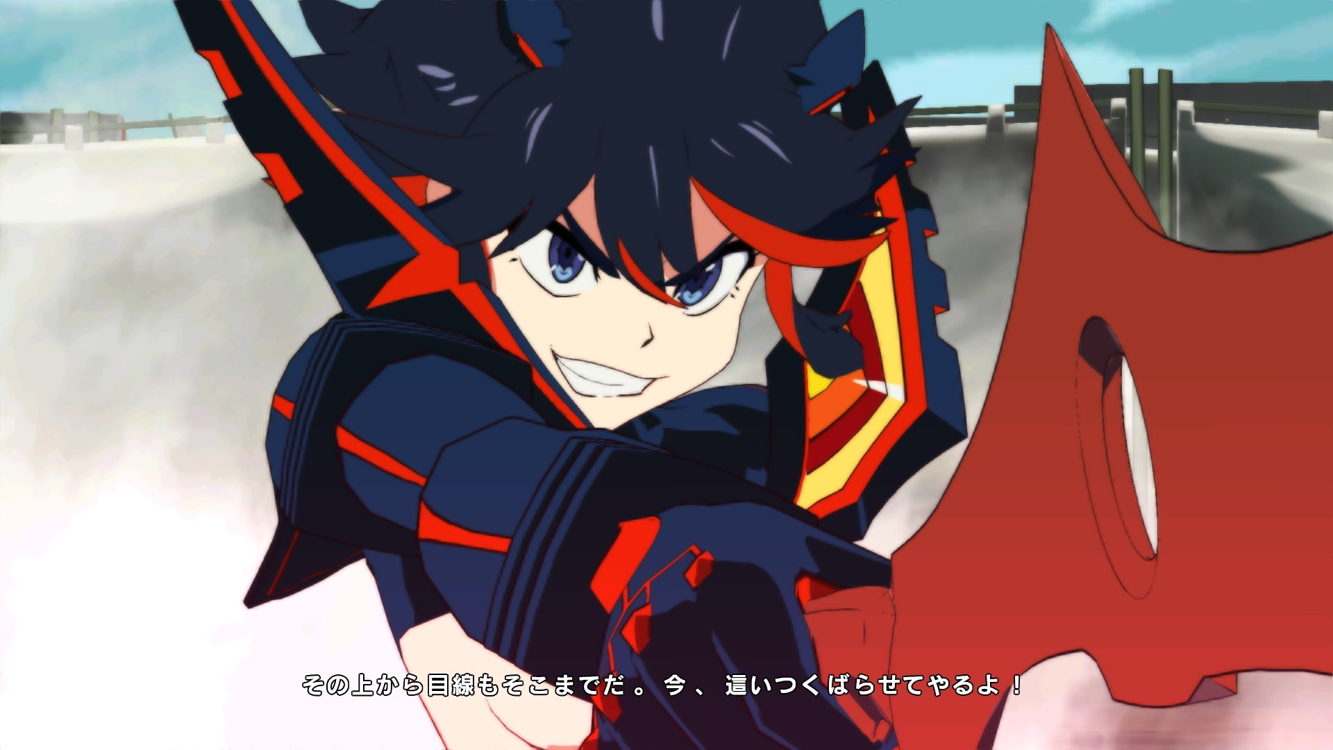 Screenshot 2: KILL la KILL -IF