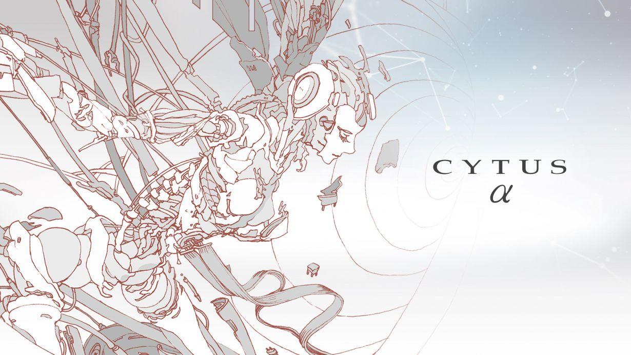 Screenshot 1: Cytus α