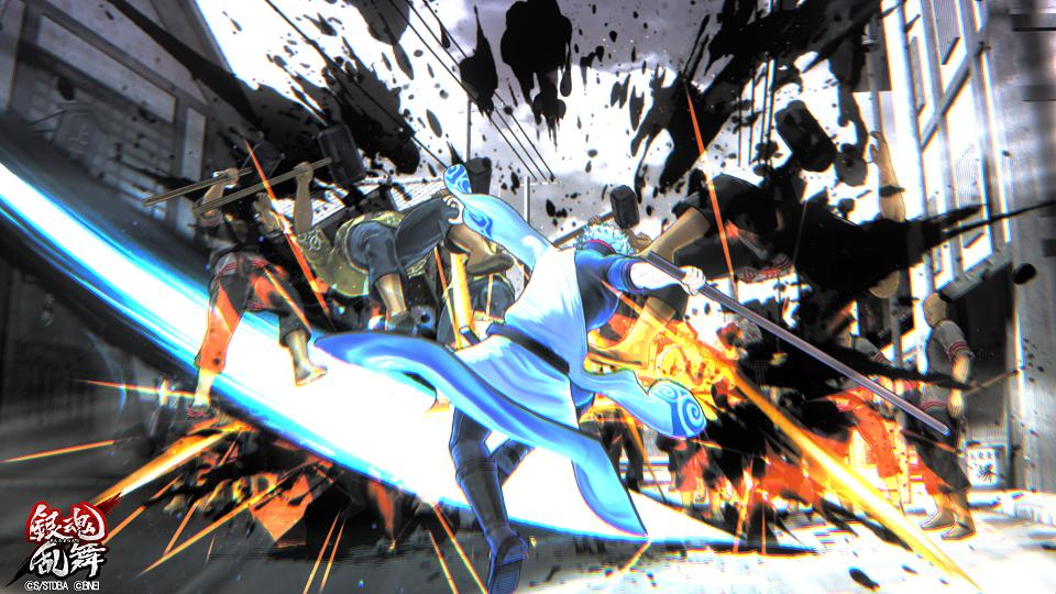 Screenshot 3: 銀魂乱舞