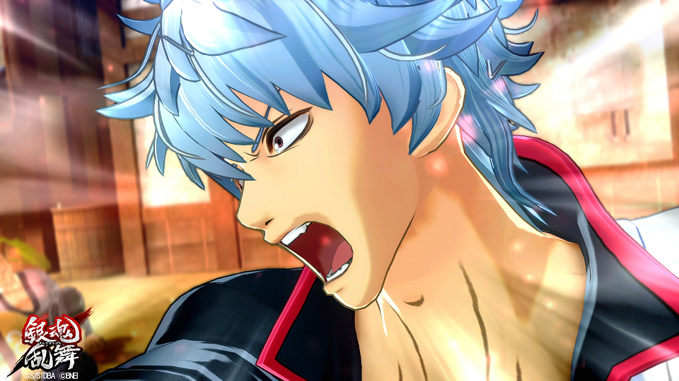Screenshot 1: Gintama Ranbu