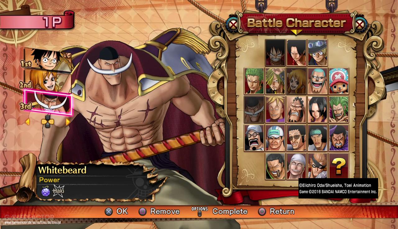 Screenshot 3: 航海王:燃燒之血