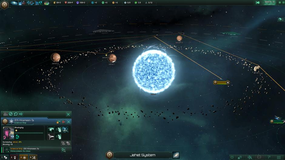 Screenshot 3: Stellaris