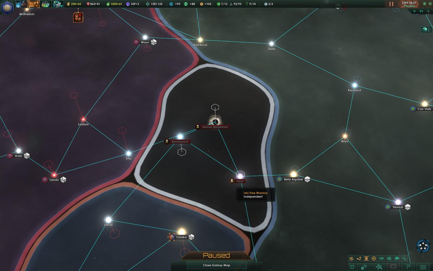 Screenshot 4: Stellaris