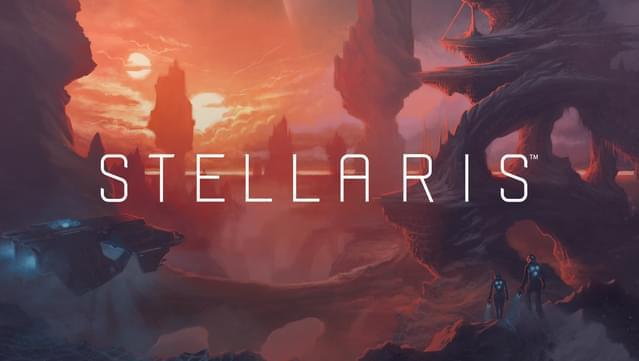 Screenshot 1: Stellaris