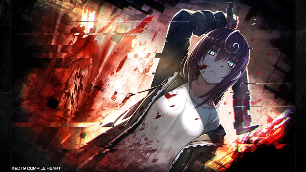 Screenshot 1: Death end re;Quest2(デス エンド リクエスト ツー)