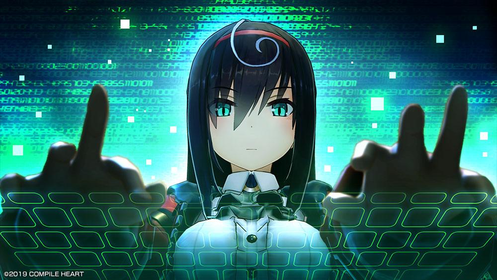 Screenshot 2: Death end re;Quest2(デス エンド リクエスト ツー)