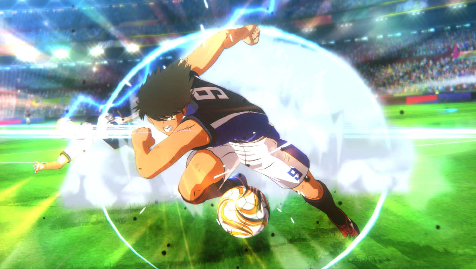 Screenshot 1: キャプテン翼 RISE OF NEW CHAMPIONS