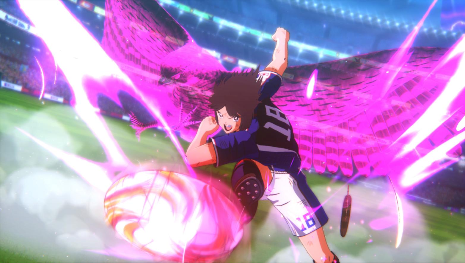Screenshot 3: キャプテン翼 RISE OF NEW CHAMPIONS