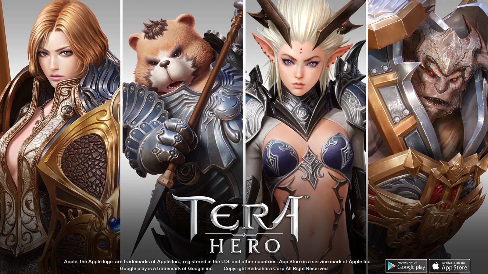 Screenshot 2: Tera Hero