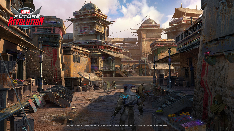 Screenshot 2: MARVEL Future Revolution