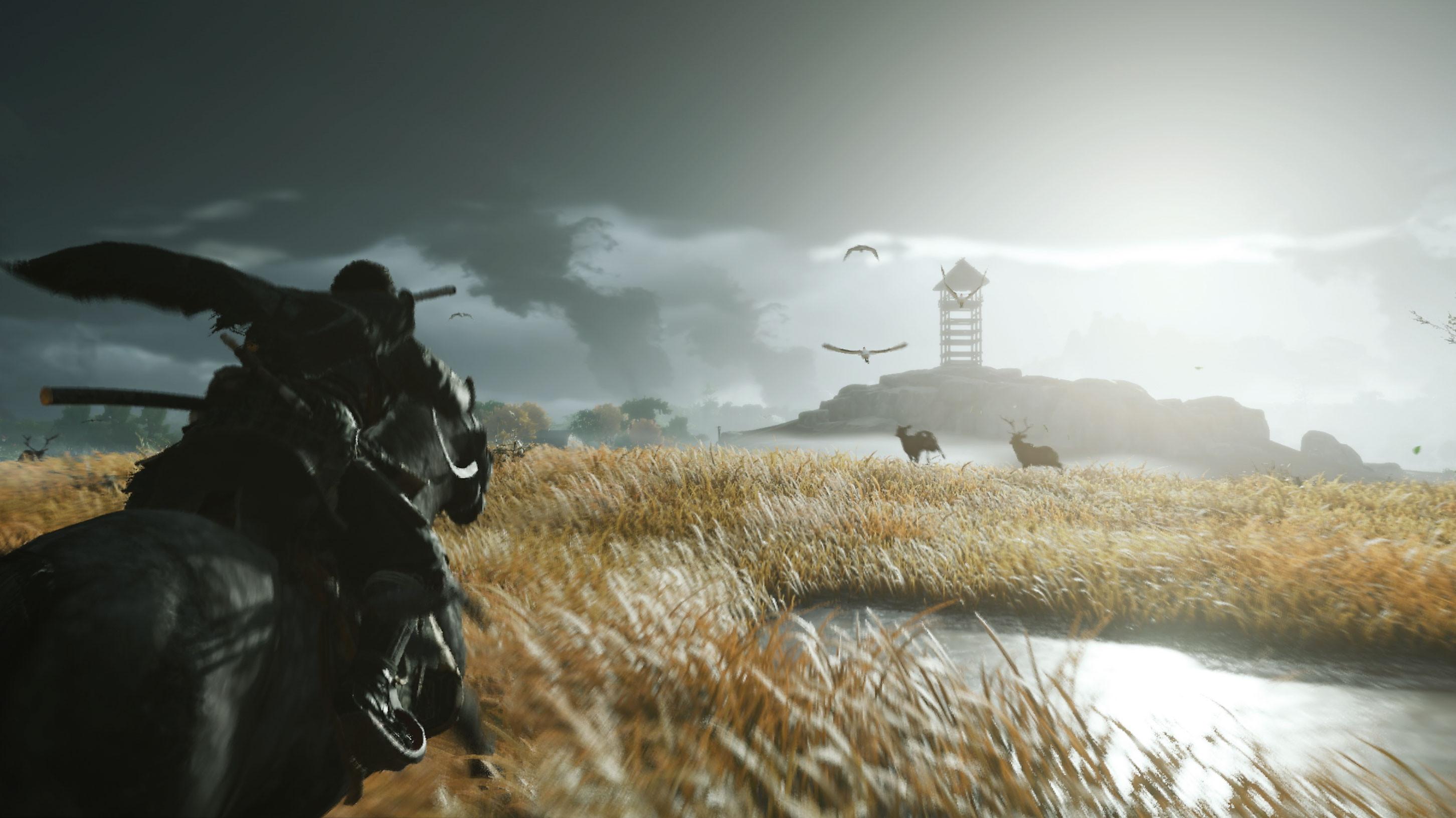 Screenshot 2: 對馬戰鬼