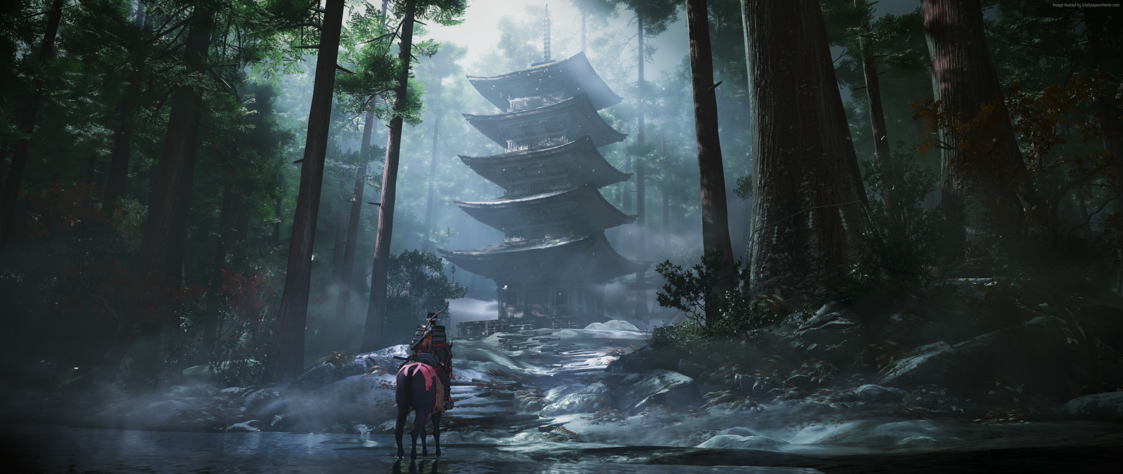 Ghost of Tsushima - QooApp คลังเกม