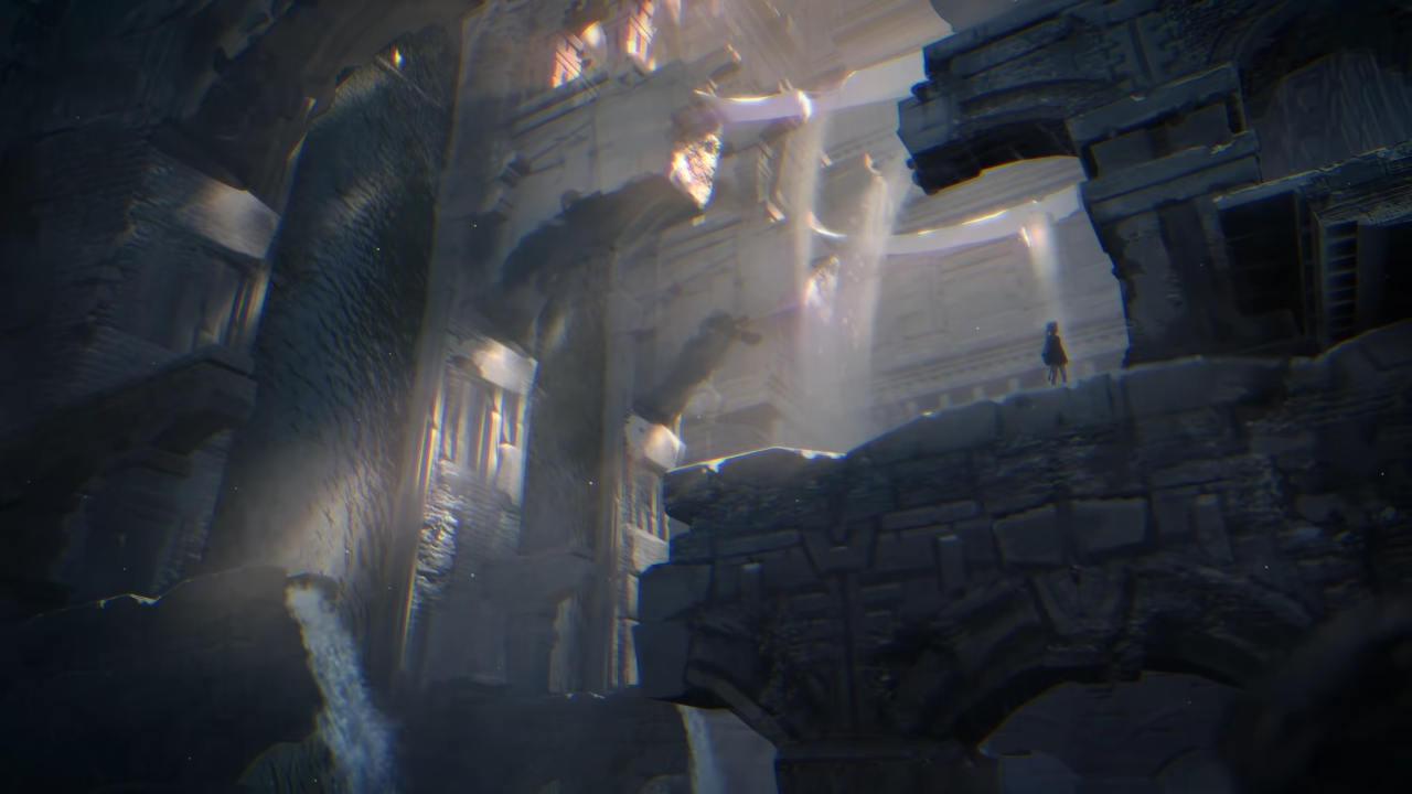 Screenshot 1: NieR Re[in]carnation / ニーア リィンカーネーション