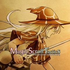 Icon: Magic Scroll Tactics
