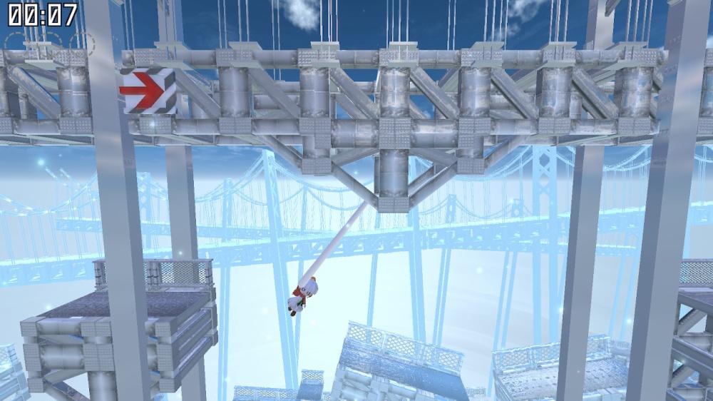 Screenshot 3: モチ上ガール