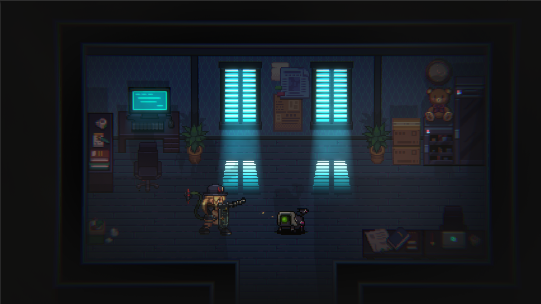 Screenshot 2: 少前:譎境