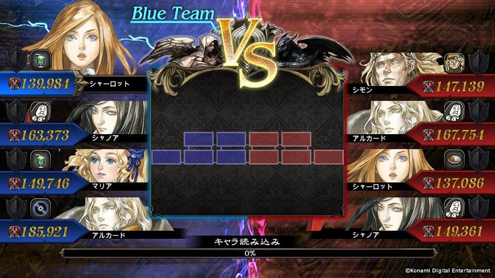 Screenshot 4: Castlevania: Grimoire Of Souls