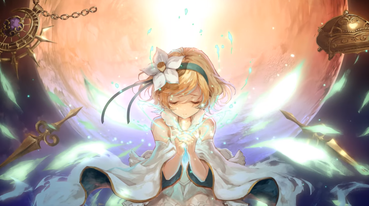 Screenshot 1: De:Lithe~忘卻真王與盟約天使~