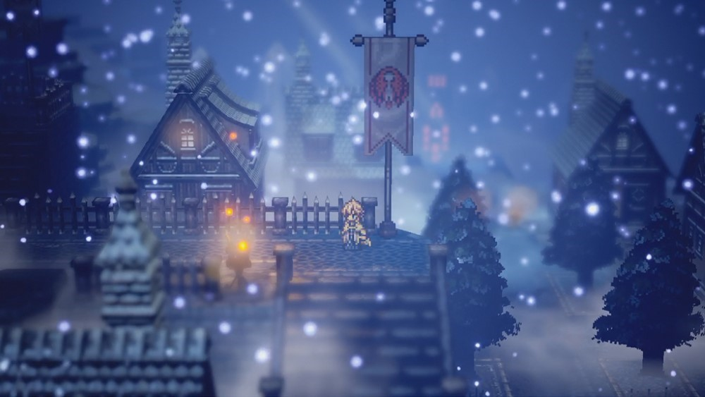 Screenshot 3: Octopath Traveler - Champion of the Continent