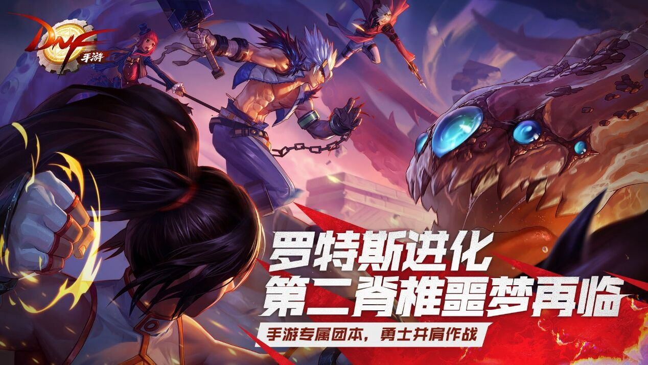 Screenshot 3: Dungeon & Fighter M