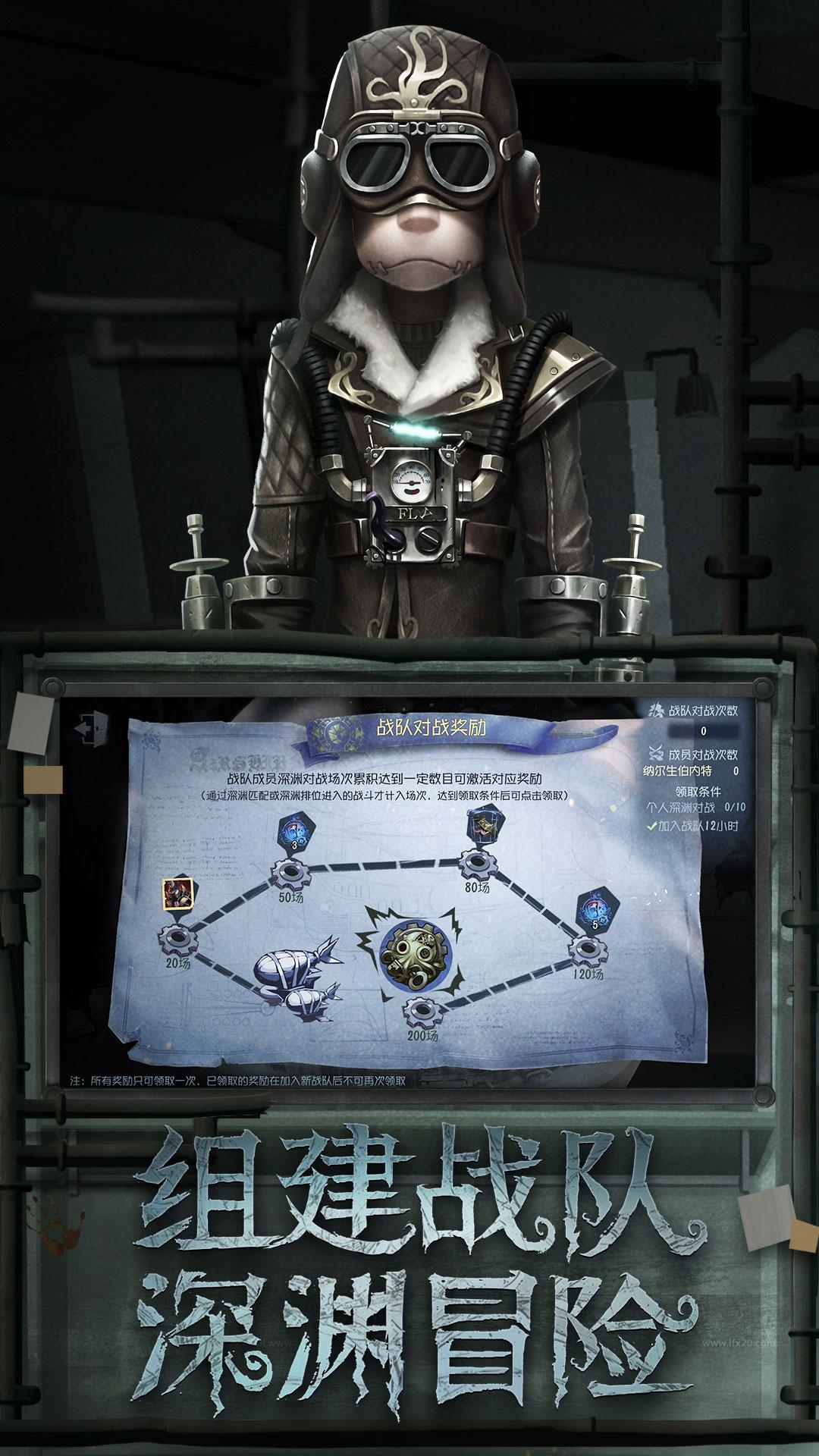 Screenshot 4: Identity V (China)