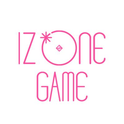 Icon: IZ*ONE 官方遊戲
