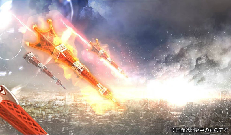 Screenshot 3: 錬神のアストラル