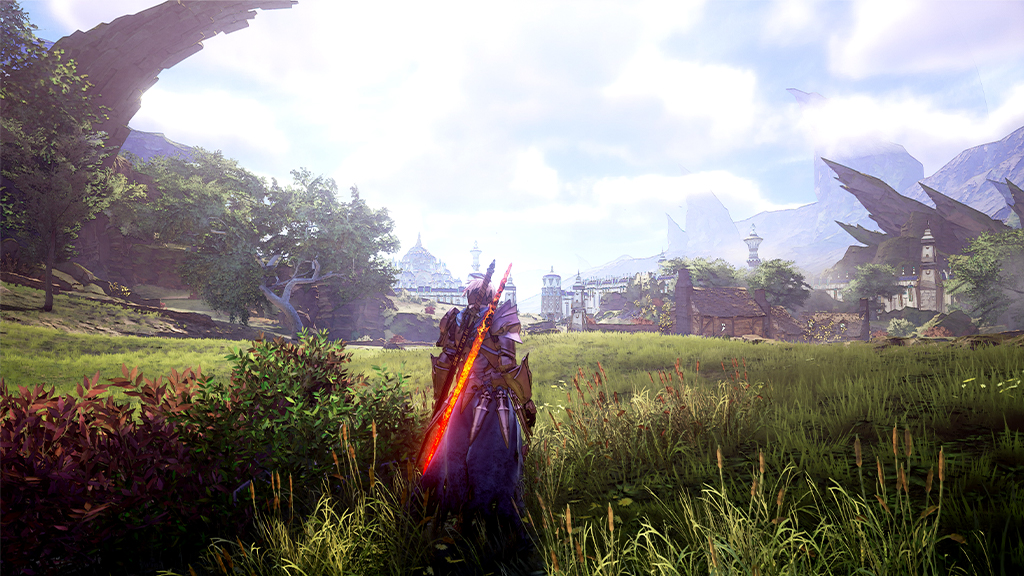 Screenshot 1: Tales of ARISE