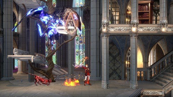 Screenshot 2: Bloodstained: Ritual of the Night